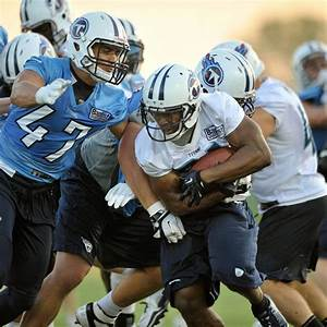 Tennessee Titans Roster 2012 Latest News Cuts Preseason