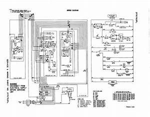 Kenmore Refrigerator Wiring Schematic