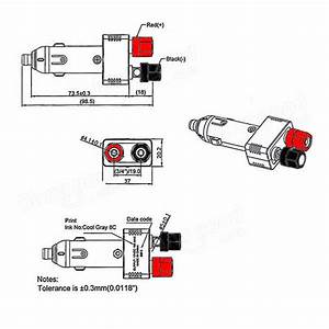 Wiring Diagram  35 Car Cigarette Lighter Wiring Diagram