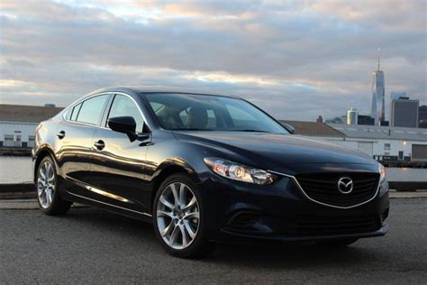 2015 Mazda6 Is The Sports Car Of Family Sedans