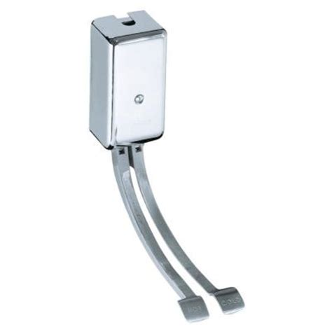 foot pedal faucet home depot pedal foot in polished chrome k 13816 cp