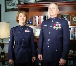 New Air Force Service Dress Uniform