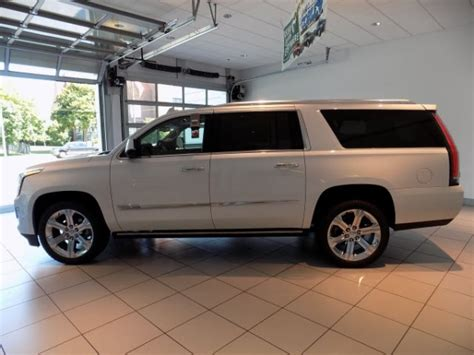 cadillac escalade 2017 pearl white cadillac escalade in tennessee for sale used cars on