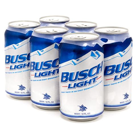 bud light tall boy price busch light 6 pack 12oz cans beer wine and liquor