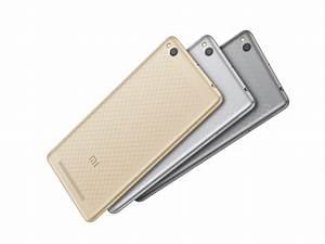 Le Xiaomi Redmi 3 Est Officiel   Le Smartphone De Milieu