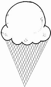 best ice cream cone template ideas and images on bing find what
