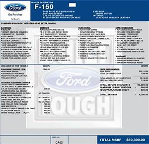 platinum prices page 6 ford f150 forum community of With 2016 f 150 invoice price
