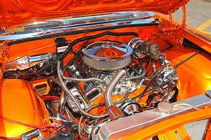 1963 Chevrolet Impala Ss Chevy 350 Engine
