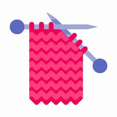 Knitting Icon Fabric Piece Px Wavelike Designs