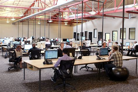 office spaces amazing cubicles with modern an open plan office productive desktime insights