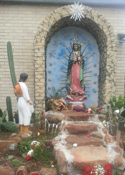 lady  guadalupe christ  king houston tx