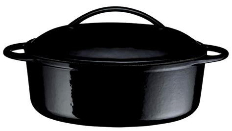 cuisiner avec une cocotte en fonte cocotte en fonte ovale 34 cm 4 l tom press