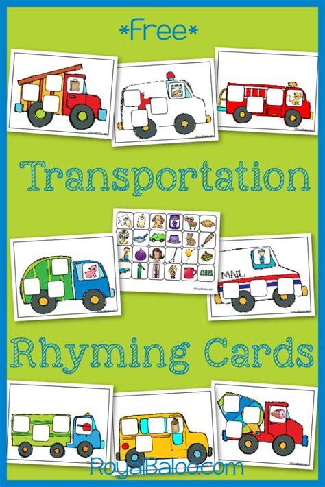 182 best phonological awareness images on 312 | 66384bc6e018656fda21114ec1803585 free transportation printables transportation unit preschool