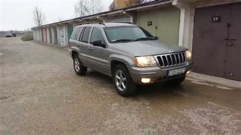 2000 Jeep Grand Engine by 2000 Jeep Grand Wj 4 7 Limited Start Up Engine