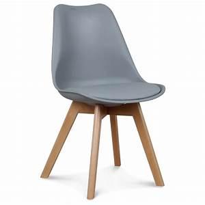Conforama Chaise Scandinave : chaise scandinave conforama ~ Teatrodelosmanantiales.com Idées de Décoration