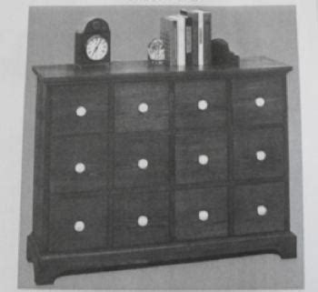 apothecary cabinet vintage woodworking plan