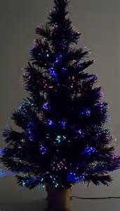 Tabletop Fibre Optic Christmas Trees by How To Setup A Fibre Optic Christmas Tree Ebay