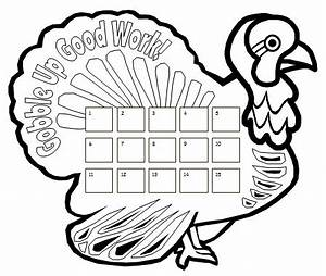 thanksgiving bulletin board displays and puzzles for With turkey template for bulletin board