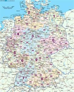 Berlin Plz Karte : karte von deutschland postleitzahlen land staat welt ~ One.caynefoto.club Haus und Dekorationen