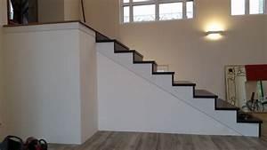 Marche D Escalier En Chene : marche escalier ch ne massif et stylobate ~ Melissatoandfro.com Idées de Décoration