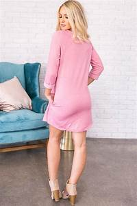 Endless Style Tunic in Blush • Impressions Online Boutique
