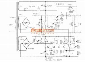 1 To 30v U30015a Regulated Power Supply Circuit - Power Supply Circuit - Circuit Diagram
