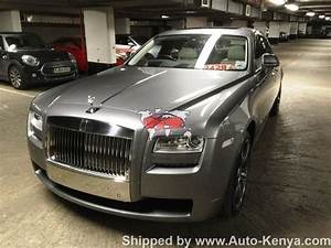 More Photos Of That Rolls Royce Ghost Spotted At Jkia
