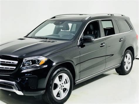 17 city / 22 hwy. 2018 Mercedes-Benz GLS 450 4MATIC® SUV SUV in Scottsdale #2492 | Luxury Auto Collection