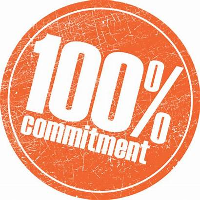 Commitment Committed Percent Unwavering Give Success Means