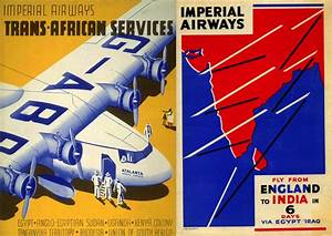 Air travel in 1930s