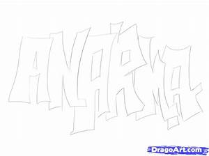how to graffiti letters