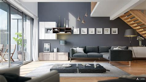 Modern Living Room: 25 Modern Living Rooms with Cool