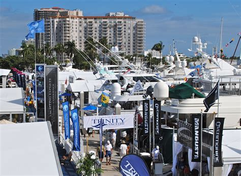 Fort Lauderdale Boat Show News by Fort Lauderdale International Boat Show Opens To