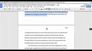 Determining Word Count In Google Docs