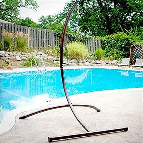 Hammock Construction by Black Solid Steel C Frame Chair Hammock Stand Construction