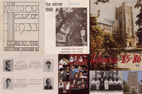 online high school yearbooks 100 years of columbia high school yearbooks are now online