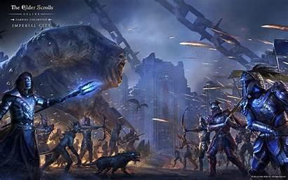 Eso Skyrim Imperial Dawnguard Dlc Elder Scrolls