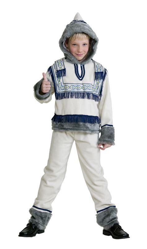 eskimo kostüm kinder eskimo kost 252 m f 252 r fasching und karneval bei