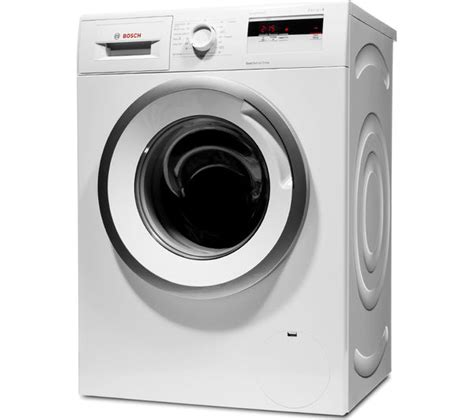 bosch serie 4 buy bosch serie 4 wan28080gb washing machine white