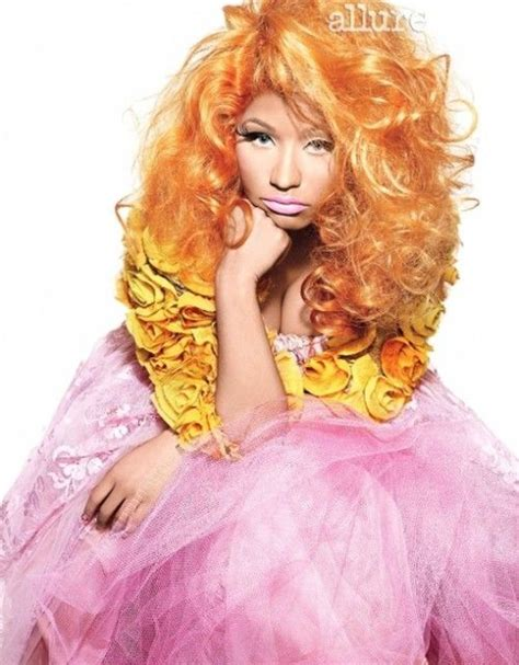 Pretty Princess Nicki Minaj Wig Nicki Minaj Celebrity