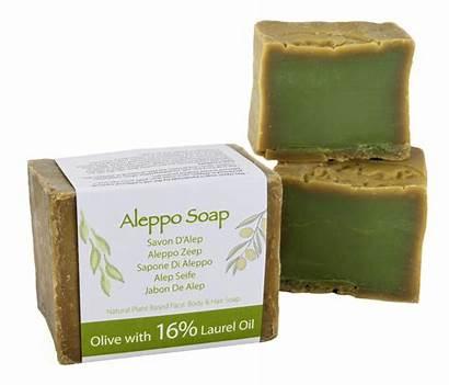 Soap Aleppo Alep Savon Natural Bear Traditional