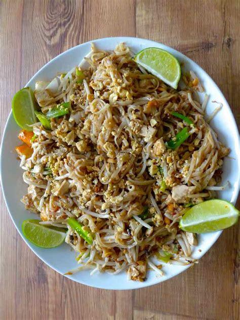 cuisine thailandaise traditionnelle pad thaï recette authentique thaïlandaise 196 flavors