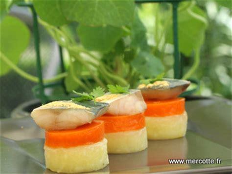 la cuisine de mercotte recettes mise en bouche thuriès pomme de terre fondante gelée de