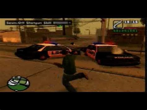 grand theft auto san andreas gameplay ps youtube