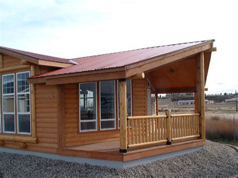log cabin mobile homes modular home modular homes log cabin