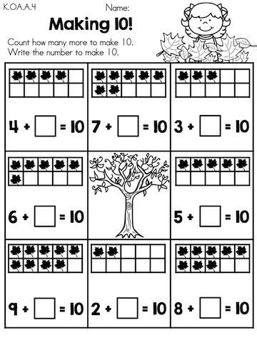 25 best ideas about making 10 on pinterest maths sums making ten and number bonds to 10