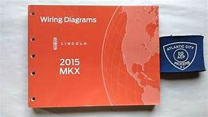2015 Lincoln Mkx Wiring Diagram Service Manual