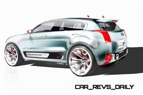 Image 11 Of 49 2018 Qoros 2 Suv Phev Concept Part Of 2015