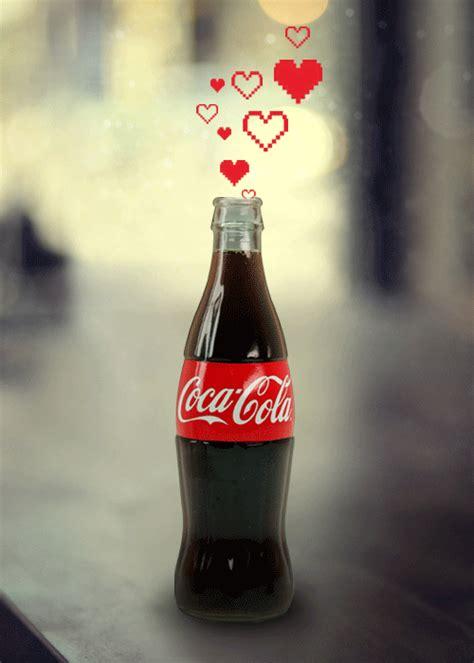 gif coca cola animated gif  gifer