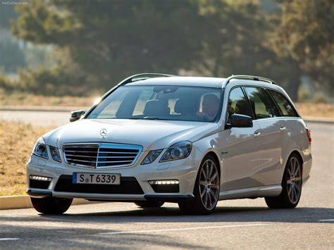 Mercedes-benz E63 Amg Estate Photos